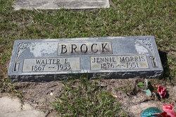 Jeannie <I>Morris</I> Brock