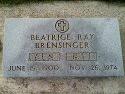 Beatrice June <I>Blakesley</I> Brensinger