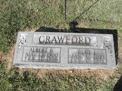 Ruby Ione <I>Lindsey</I> Crawford