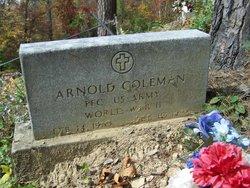 Arnold Coleman
