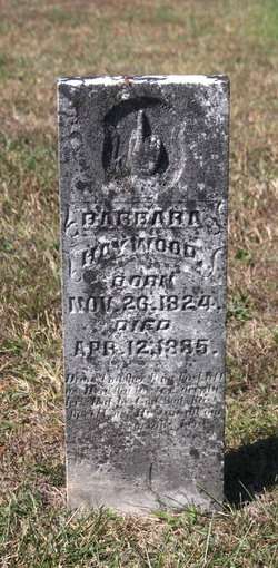 Barbara <I>Thomas</I> Haywood