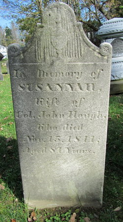 Susannah <I>Johnson</I> Hough