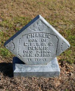 "Charlie Nelson ""Charley"" Dennis"