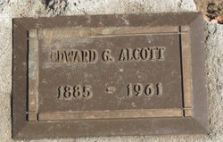 Edward Galard Alcott