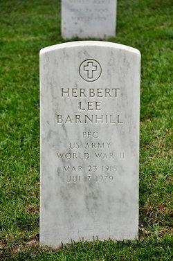 PFC Herbert Lee Barnhill