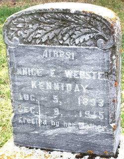 Annice Ethet <I>Webster</I> Kenniday