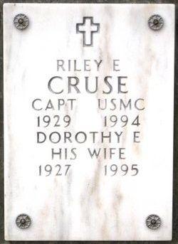 Riley E Cruse