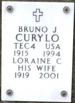 Bruno J Curylo