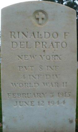 PVT Rinaldo F Del Prato