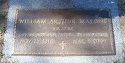 William Arthur Malone