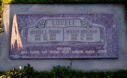 Milton Brigham Lovell