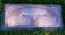 James Edward Lovell