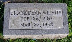 Grace Lee <I>Dean</I> Wilhite