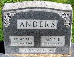 Alvin F. Anders