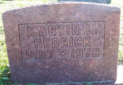 Martin Luther Hedrick