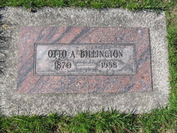 Otto Adolf  L Billington