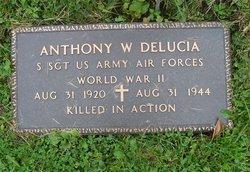 "SSGT Anthony W ""Bib"" DeLucia"