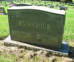 Esther L. Anderson
