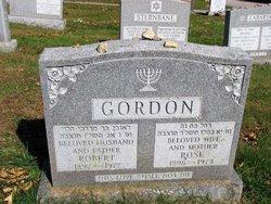 Rose <I>Melnikoff</I> Gordon