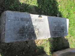 Ann <I>Melnikoff</I> Mandell