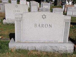 Neal Gordon Baron