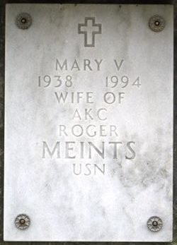 Mary V Meints