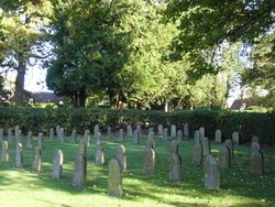Suttons Hospital Brothers Burial Ground
