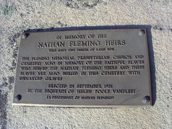 Fleming Memorial Presbyterian Church Cemetery