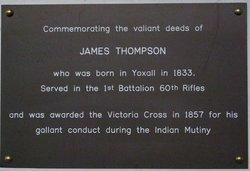 Pvt William James Thompson