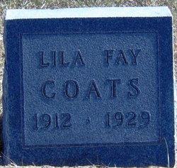 Lila Fay Coats