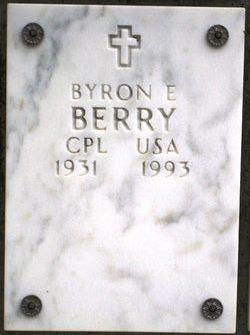 Byron E Berry