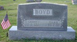 Ella L <I>Love</I> Boyd