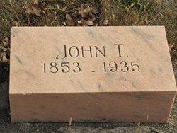 John Thomas Baker, Sr