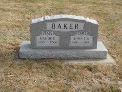 John Thomas Baker, Jr