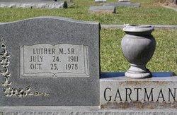 Luther Magee Gartman, Sr