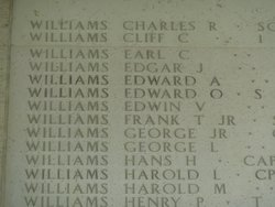 Capt Hans Harrison Williams