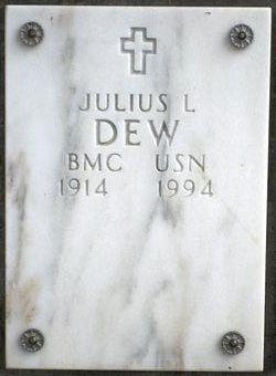 Julius L Dew