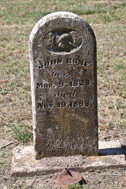 John Bone