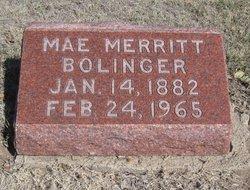 May <I>Merritt</I> Bolinger
