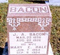 "Jacob Andrew ""Jake"" Bacon"