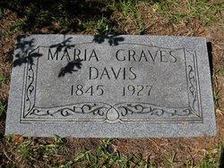 Mariah Alexandra <I>Graves</I> Davis