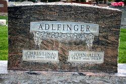 John Alex Adlfinger