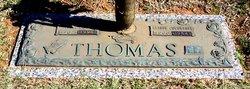 Lessie Ann <I>Taylor</I> Thomas
