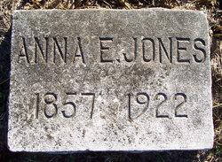 "Anna Elizabeth ""Annie"" <I>Bowles</I> Jones"