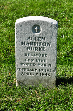 Allen Harrison Burke