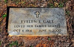 Evelyn <I>Epps</I> Galt