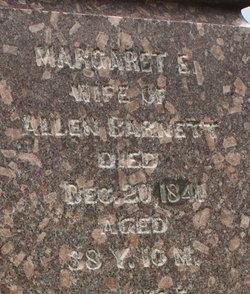 Margaret Elizabeth <I>Shaffer</I> Barnett