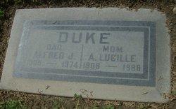 A Lucille Duke