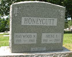 Haywood N Honeycutt