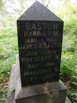 Harriet M. Baston